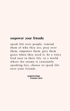 Honest conversation about how you can empower your friends. Source by empoweringwomennow words Faith Quotes, Words Quotes, Wise Words, Quotes On Grace, Trust In God Quotes, Sayings, Pretty Words, Beautiful Words, Cool Words