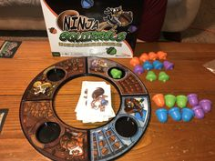 Ninja Squirrels Game – miss bossy reviews, adventures and confessions