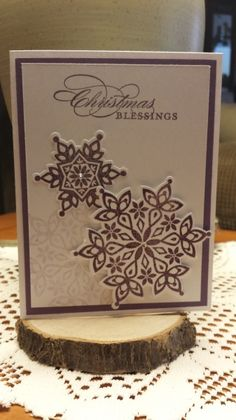 Stampin' Up! - Festive Flurry