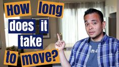 Moving tips and tricks: How long does it take to move out?