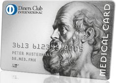 Diners Club Medical Card