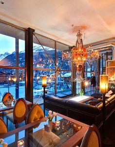 Backstage Hotel, Zermatt, Switzerland