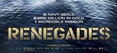 hdtv007 on Watch Renegades #Action #Thriller Film Coordinated by Steven (2017) Full Online or Download instant free for On Your Desktop, Laptop, notepad, tab, smart phone, Mobile, iPhone, Android, MacPro Full HD Quality And Free Stream.