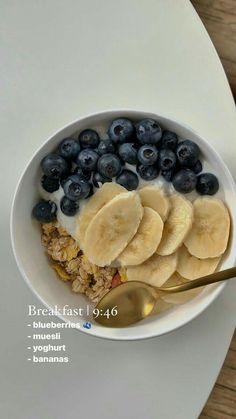 Cute Food, I Love Food, Good Food, Yummy Food, Plats Healthy, Healthy Snacks, Healthy Recipes, Food Goals, Food Is Fuel