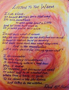 Poetry is a great prompt for art journaling. Words tumble across the page like music, and bring images immediately to mind. Using your fav...