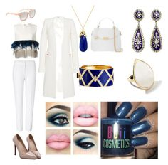 """""""Royalty"""" by boiicosmetics on Polyvore featuring Dsquared2, Jimmy Choo, Versace, ESCADA, Ciner, Ippolita, Thierry Mugler, Indulgems and queen"""