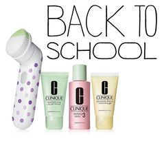 """""""Back-to-School"""" by clinique ❤ liked on Polyvore featuring beauty and Clinique"""