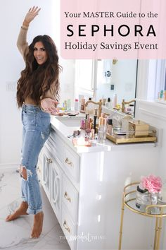 Sephora Must-Haves: Skincare and Makeup Products 2020. Your MASTER Guide To the Sephora Holiday Savings Event | THE BEST AT SEPHORA [20% Off!] | Emily Gemma, The Sweetest Thing Blog #EmilyGemma #theSweetestThingBlog