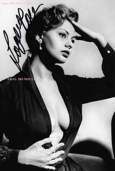 Image result for Sophia Loren See Through