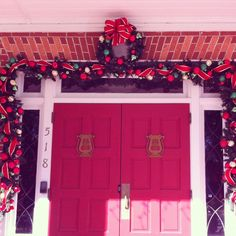 Alpha Chi  Omega - Florida State University love the lyre on the door!