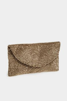Nordstrom  Moyna Beaded Clutch