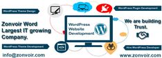 We at Zonvoir Technology offers web application development solutions to the clients in India. We happen to be a privately managed software development company Web Application Development, Design Development, Software Development, Website Company, Wordpress Theme Design, Wordpress Plugins, Best Web, Web Design, Technology