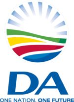 The DA has walked away with 93 out of 214 seats in the Tshwane metro, with of the total valid votes compared to the ANC's Democratic Alliance, Democratic Party, First Nations, Slogan, South Africa, Van Damme, Finance, June, Federal