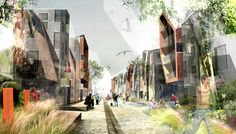 Gallery of Europan 11 Proposal: 'META - Block' / Loïc Brenterc'h (A.B.A Agency) + Ewan Marin (COT Agency) - 1