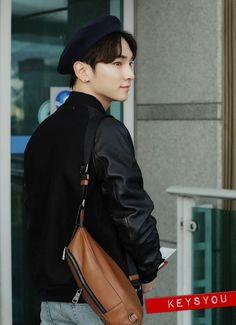 #key #shinee seoul to san francisco for #cosmopolitan Korea photoshoot 092115