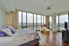 3 bedrooms Condos For Sale Downtown Toronto 33 Mill St Suite 3002 Distillery District 2661 Square Feet Plus Balconies Toronto Island, Bedroom Corner, Downtown Toronto, Corner Unit, Floor To Ceiling Windows, Condos For Sale, Open Kitchen, Master Suite