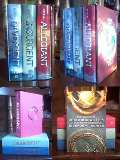 Divergent Series Complete Box Set: Veronica Roth: 9780062278784:: Books