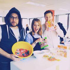 Sweet, sweet candies - way to nourrish our crazy wild minds! #candies #sugarrush #IsobarBelgium