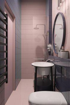 Traditional French Home Decor That shower screen could work.Traditional French Home Decor That shower screen could work Cute Wall Decor, Hotel Bathroom, Basement Bathroom, Bathroom Inspiration, Bathroom Decor, Pink Bathroom, Tile Bathroom, Bathroom Interior Design, Bathroom Design