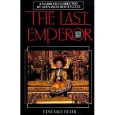 A well written biography of the last emperor of China