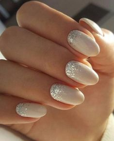 Most Impressive White Wedding Nail Art Designs Nails Nails . - Most Impressive White Wedding Nail Art Designs Nails nail models - Wedding Manicure, Wedding Nails For Bride, Wedding Nails Design, Nail Wedding, Wedding White, Trendy Wedding, Wedding Gel Nails, Elegant Wedding, Wedding Makeup