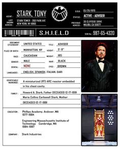 Tony Starks daughter - Ch.7 - Page 1 - Wattpad