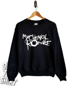 My Chemical Romance Sweatshirt Jumper Sweater by DirectResults1