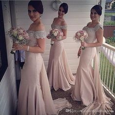 Sexy Cute Off Shoulder Crystal Bridesmaid Gown Navy Blue/Peach/Ivory/Champagne/Silver/Lavender Sexy Mermaid Bridesmaid Dresses Black Bridesmaids Dresses Blue Bridesmaid Dress From Cinderelladreamdress, $85.86| Dhgate.Com