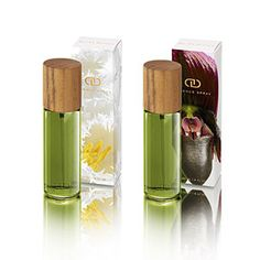 DayNa Decker Botanika Essence Spray - animal friendly and environmentally kind. In three fragrances.