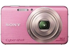 85 best electronics camera photo images on pinterest digital sony cybershot digital camera with lcd screen pink best gadgets fandeluxe Gallery