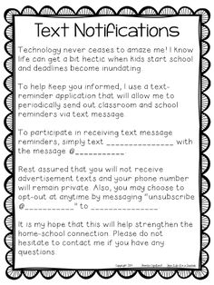 This Separation Anxiety Parents Tip Letter Can Be Printed Out And