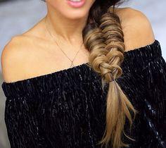 DDG TV: Loop Braid Hair Tutorial