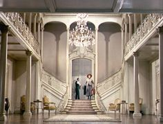 Sound of Music staircase!