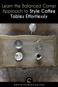 When you learn the basics of this coffee table decorating tactic, you will be able to decorate any table easily and beautifully with confidence. There are dozens of ideas that you can use for decorating your coffee table. I choose this approach because you can easily apply this no matter your coffee table shape. So, don't give up on the idea if you have a round or a square coffee table. Check out the step-by-step process. #coffeetable #coffeetablestyling #coffeetabledecor #homedecor #stylingtips Coffee Table Styling, Decorating Coffee Tables, Furniture Decor, Table Decorations, Confidence, Shape, Check, Home Decor, Ideas