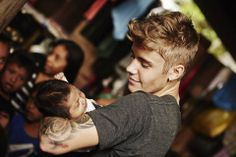 Justin Bieber ♥ omg can that be our child pls