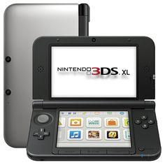 ¿Eres de los que ya están contando los días para que salga a la venta la esperada Nintendo 3DS XL? Ya puedes pedirla en pre venta a través de Fnac.es http://www.fnac.es/Nintendo-3DS-XL-Negro-y-Plata-Regalo-Cargador-Oficial-Exclusiva-Fnac-es-Videoconsola-Videoconsola/a738384?PID=12830#