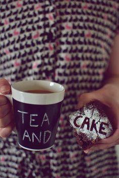 Tea + Cake.