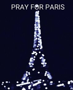 4  years ago that I left you PARIS.  Today I'm very sad for you my forever love.  But you are not alone...we all around feel you... #prayforparis  Aujourd'hui je suis très triste pour toi mon Forever Love #prayforparis by auroramakeup