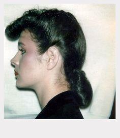 Blade Runner Rachel hair sideview