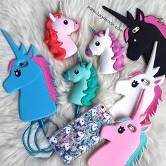 Can you spot the new addition to our unicorn family?! Brand new pink unicorn charger Tag someone who needs these below available for iPhone & Samsung at www.luxylemon.com . Use code SUMMER15 for 15% OFF spend $30 or more & receive FREE mystery gift