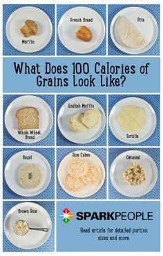 Voor iedereen die maar niet afvalt, zo zien 100 kcal er dus écht uit | Life | Upcoming