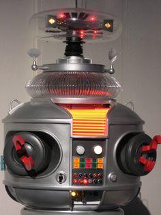 B9 Robot fan art | Lost in Space Robot