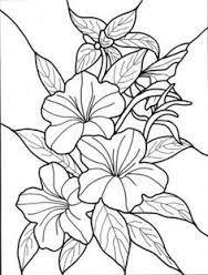 imagenes de paisajes con muchas flores para dibujar - Buscar con Google