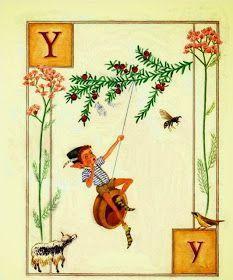 Pinzellades al món: L'alfabet il·lustrat de Lauren Mills / El alfabeto ilustrado de Lauren Mills / The Illustrated Alphabet Lauren Mills
