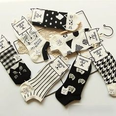 Buy CherryTuTu Patterned Socks at YesStyle.com! Quality products at remarkable prices. FREE WORLDWIDE SHIPPING on orders over US$35.