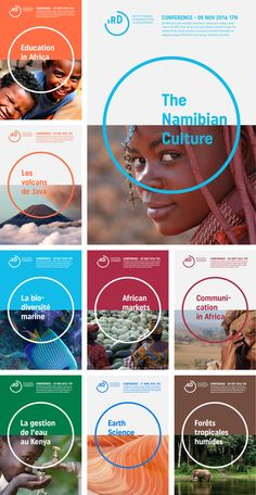 [FR] IRD, Institut Français de recherche pour le développementL'Institut de recherche pour le développement (IRD) a pour mission de faire progresser le développement durable et humain à travers la recherche scientifique et technique. C'est un acteur maje…