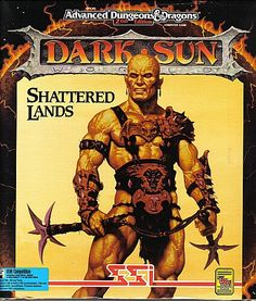Actual Game AD&D Dark Sun Shattered Lands 1-Click Install Windows 10, 8, 7, Vista, XP (TSR / SSI 1993) MY PROMISE My games are genuine, install in one step, look, sound and play in Windows 10, 8, 7, V
