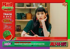 Red Velvet tracklist and Irene teasers for new mini-album 'The Red Summer' - OMONA THEY DIDN'T! Endless charms, endless possibilities ♥