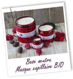 Base masque capillaire bio - Aromazone - 200ml - 5,5 euros