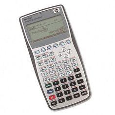 HEW50G - HP 50g Graphing Calculator - List price: $175.99 Price: $104.50